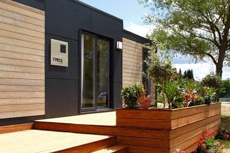 Vom Feinsten: Das Glamping-Home Modell TAOS